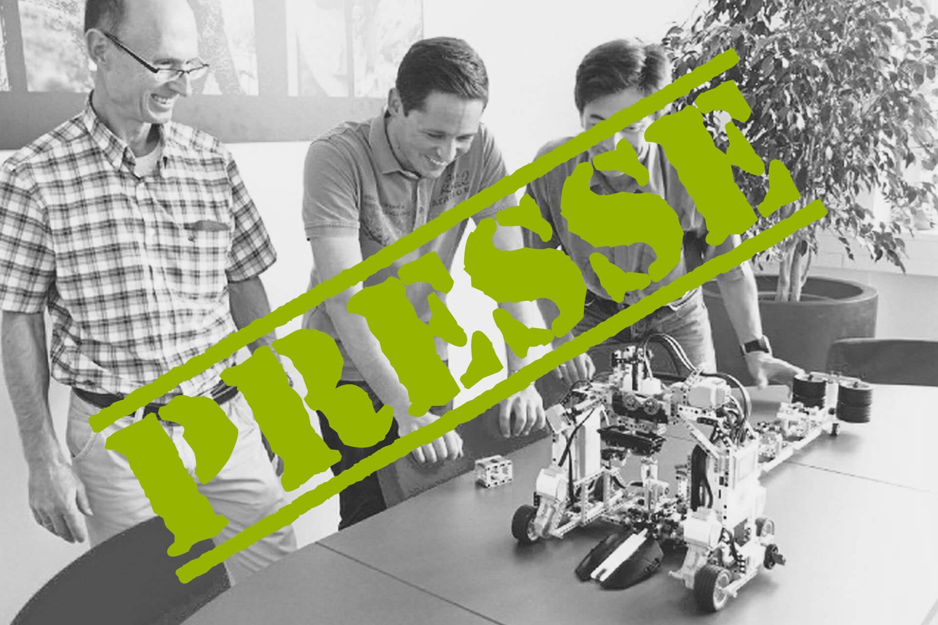 Lernen Mit Lego-Roboter