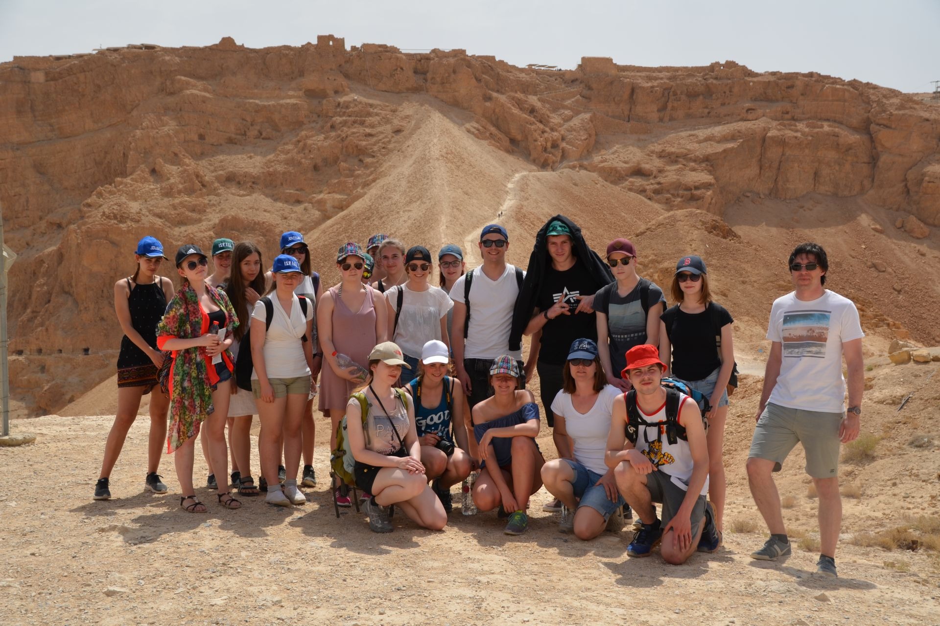 Schüleraustausch Mit Israel