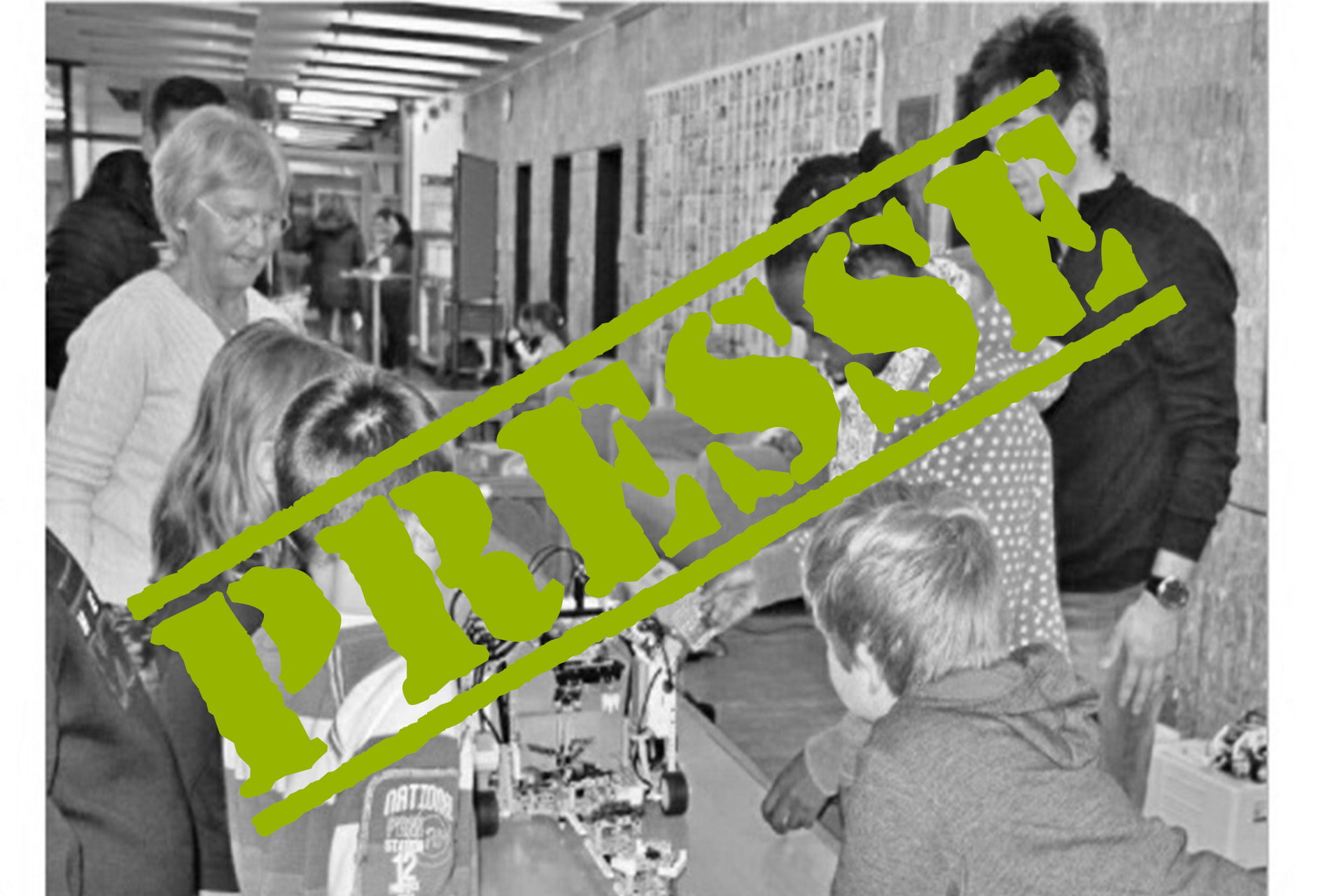 2017 12 17 Elternsprechtag Mit Robotik Presse Clip