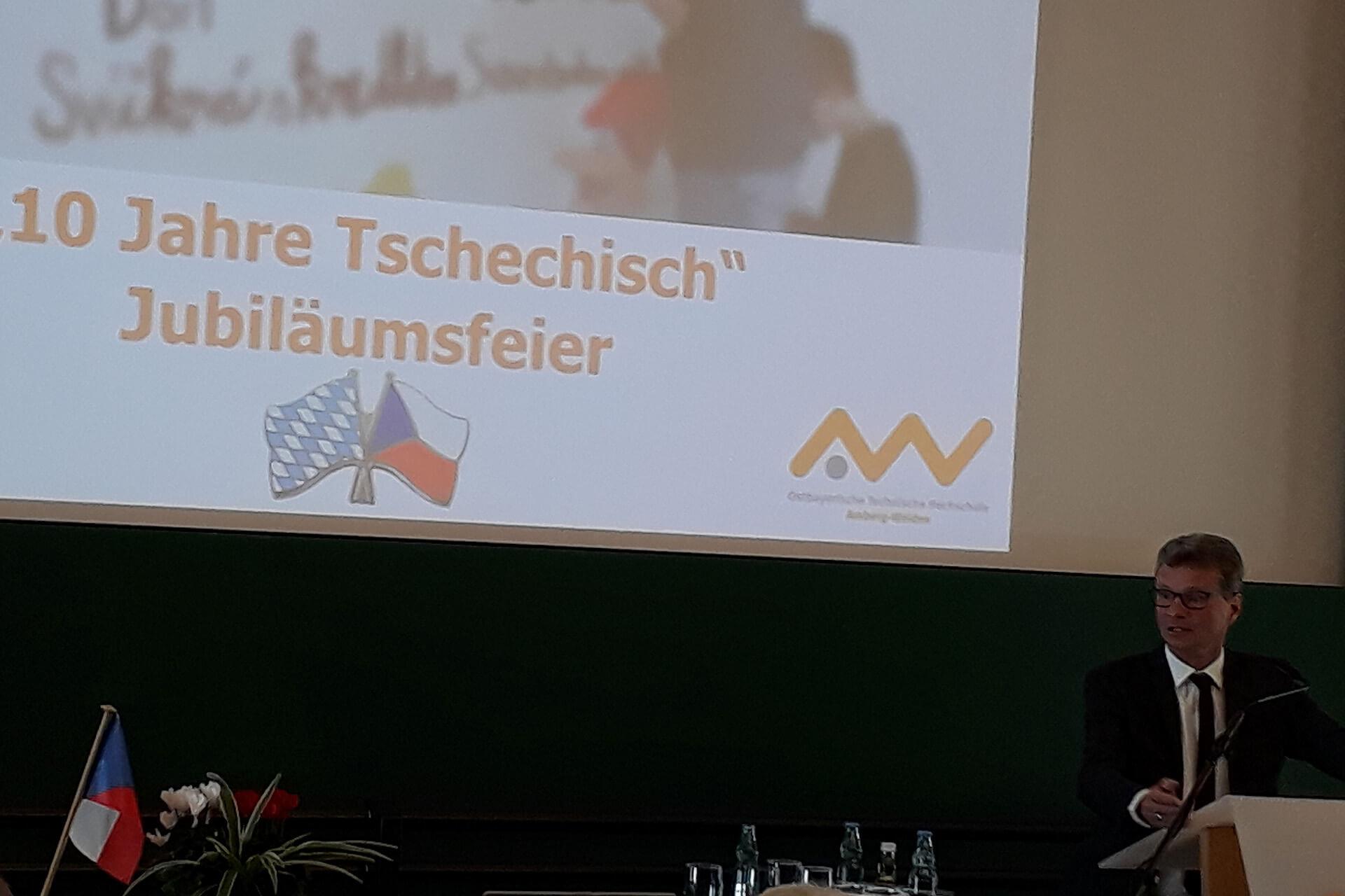 10 Jahre Sprachinitiative Tschechisch an Realschulen