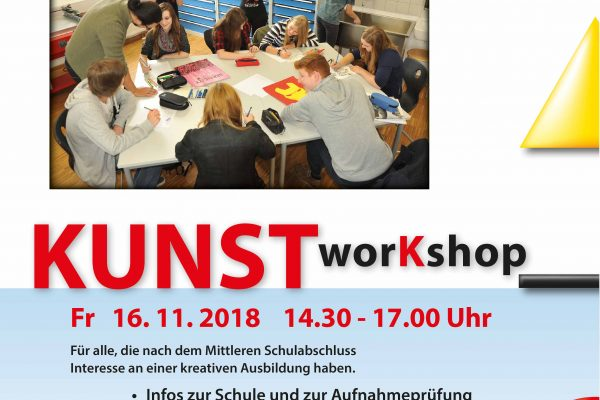 Workshop Kunst