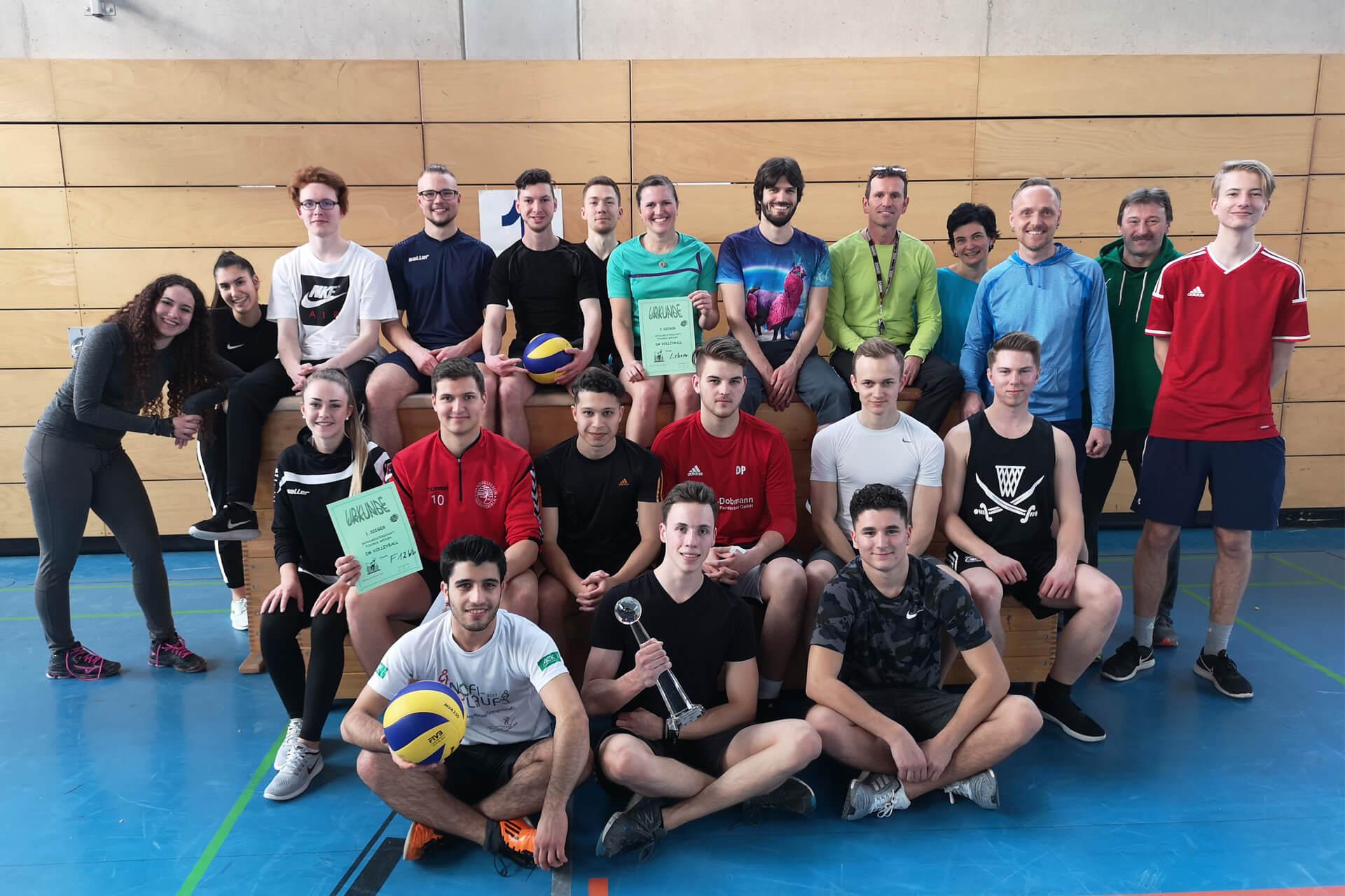 2019 02 20 Volleyballturnier Content Bild 4