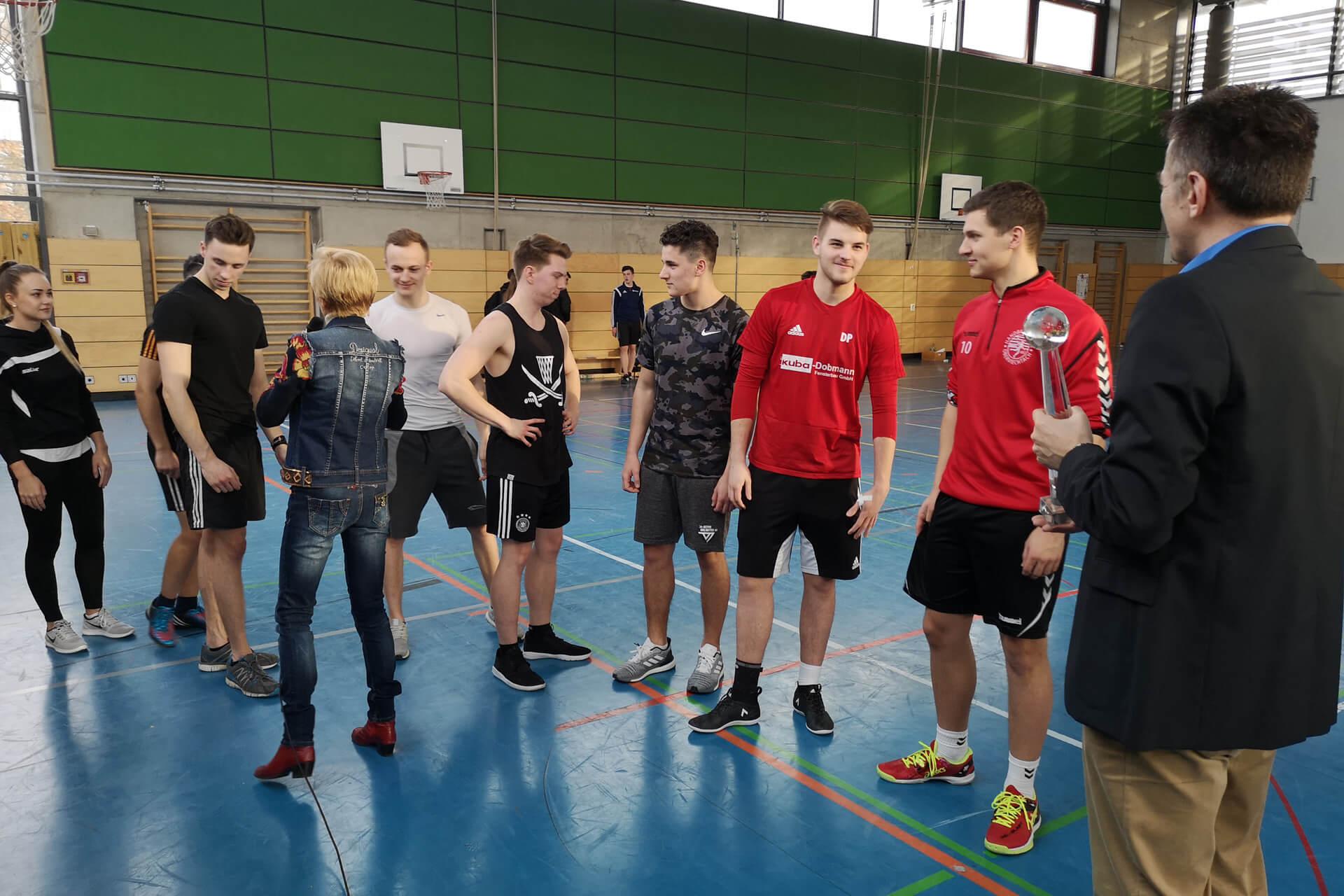 2019 02 20 Volleyballturnier Content Bild 6