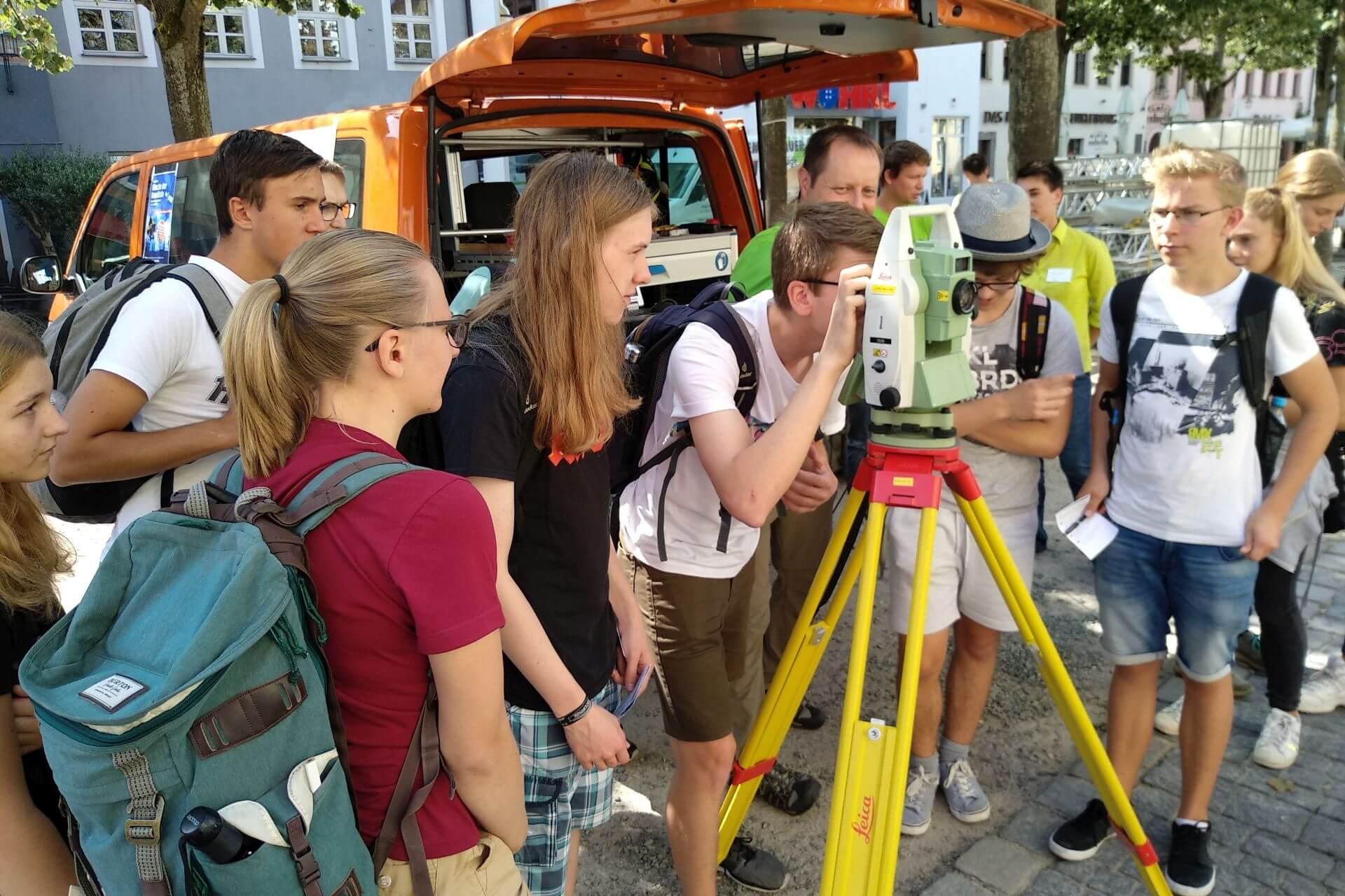 Bayerische Woche der Geodäsie