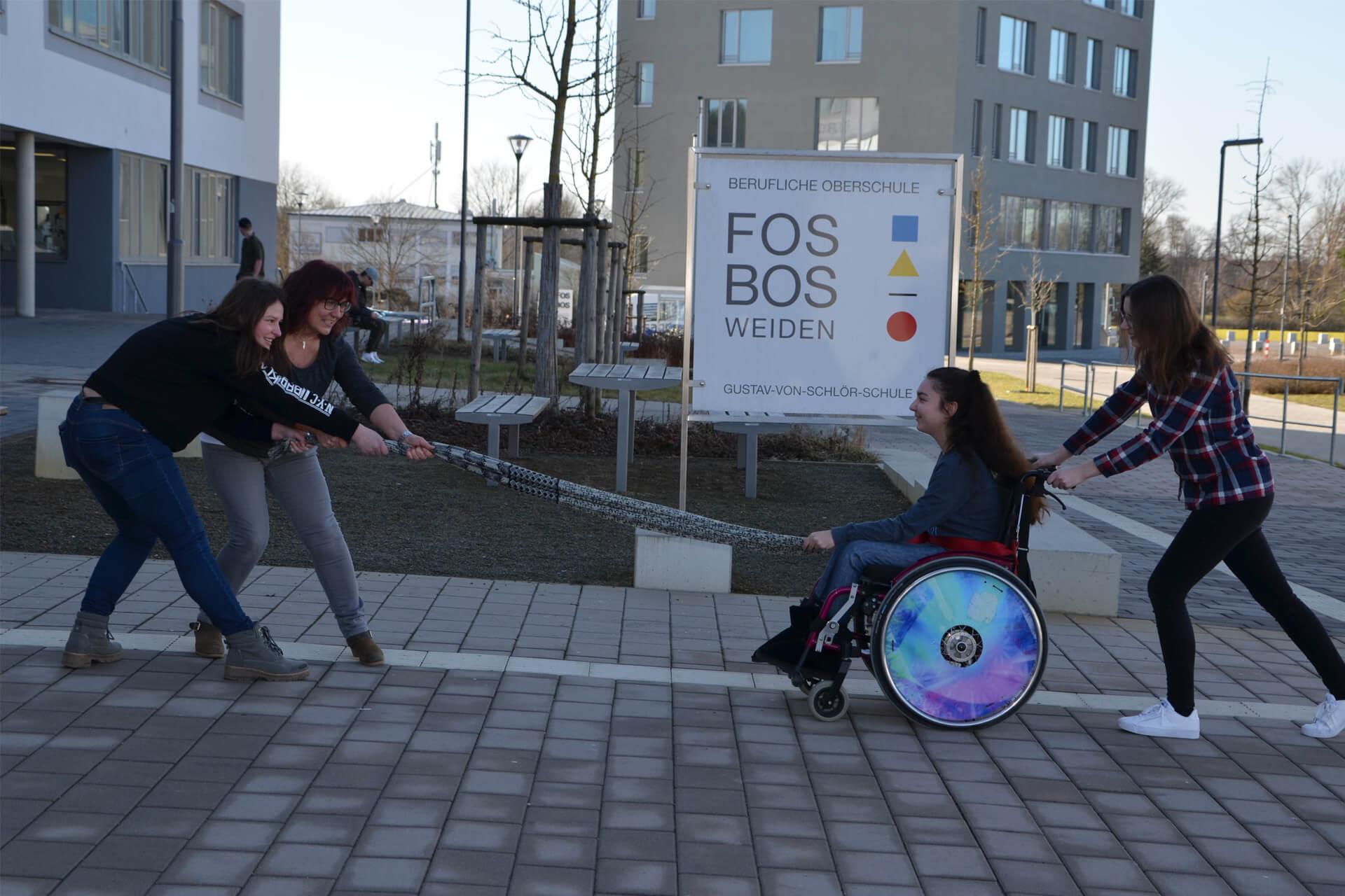 Inklusion an der FOSBOS Weiden