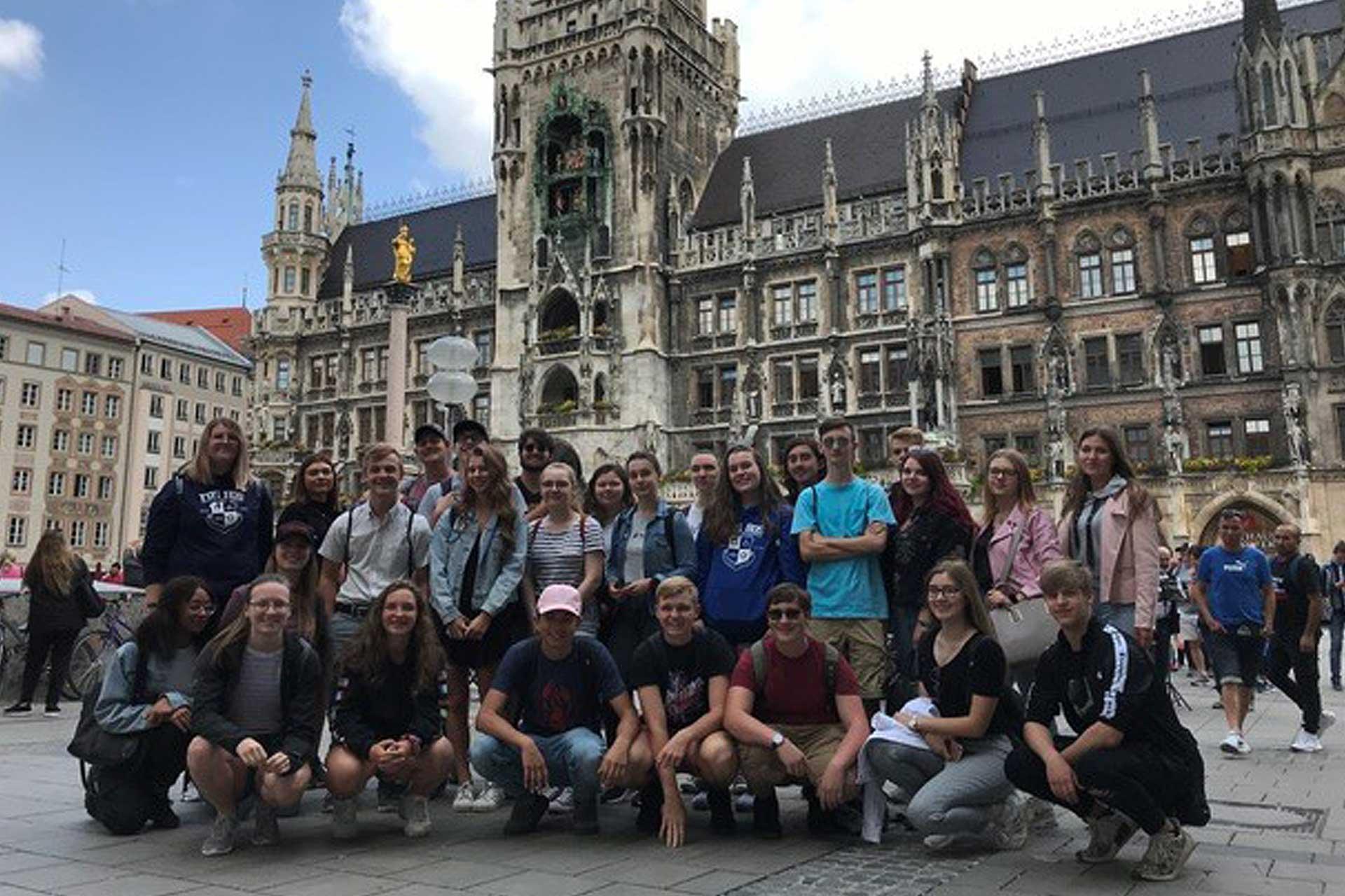 US-Austauschschüler in Weiden
