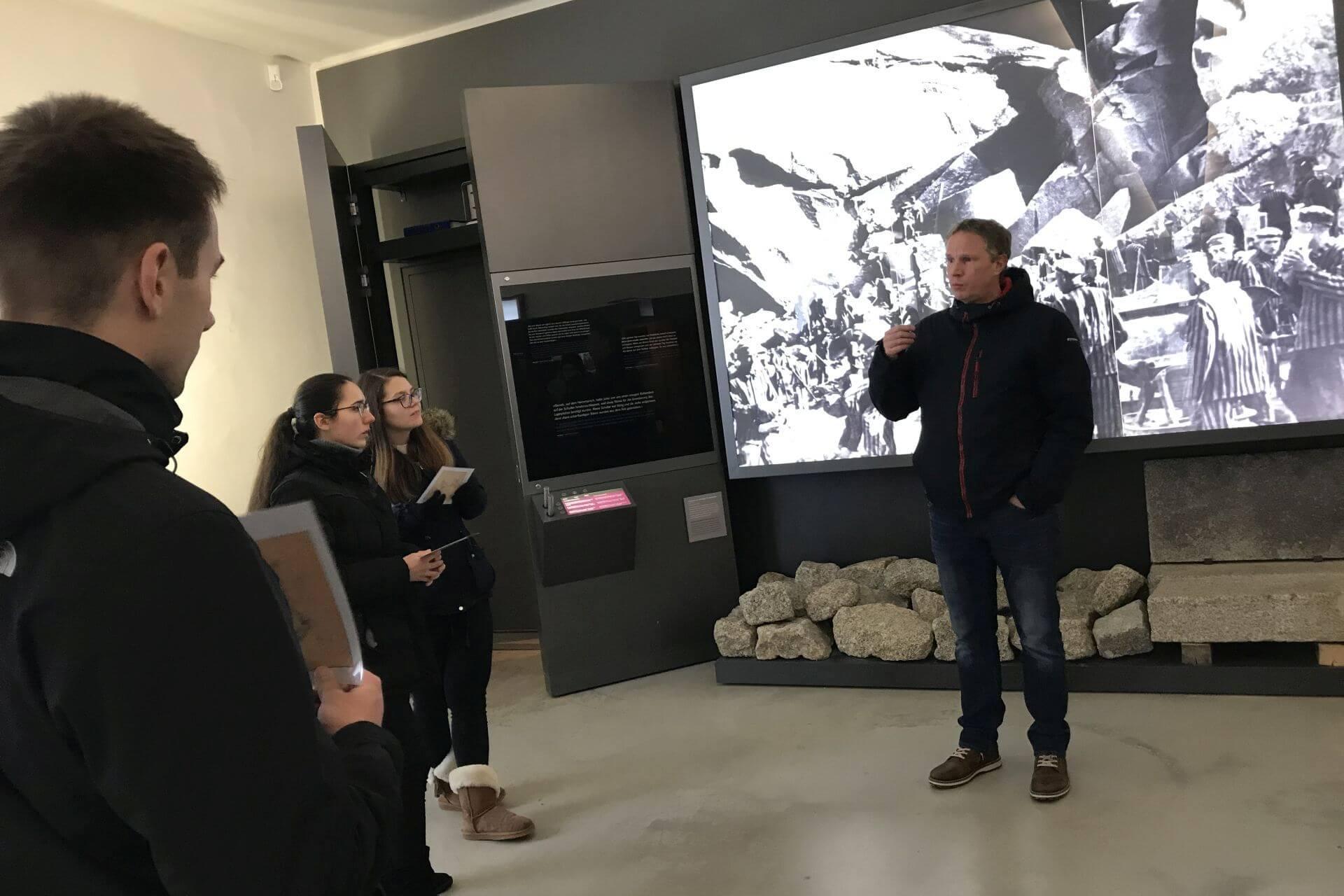 Besuch Der Gedenkstätte Flossenbürg