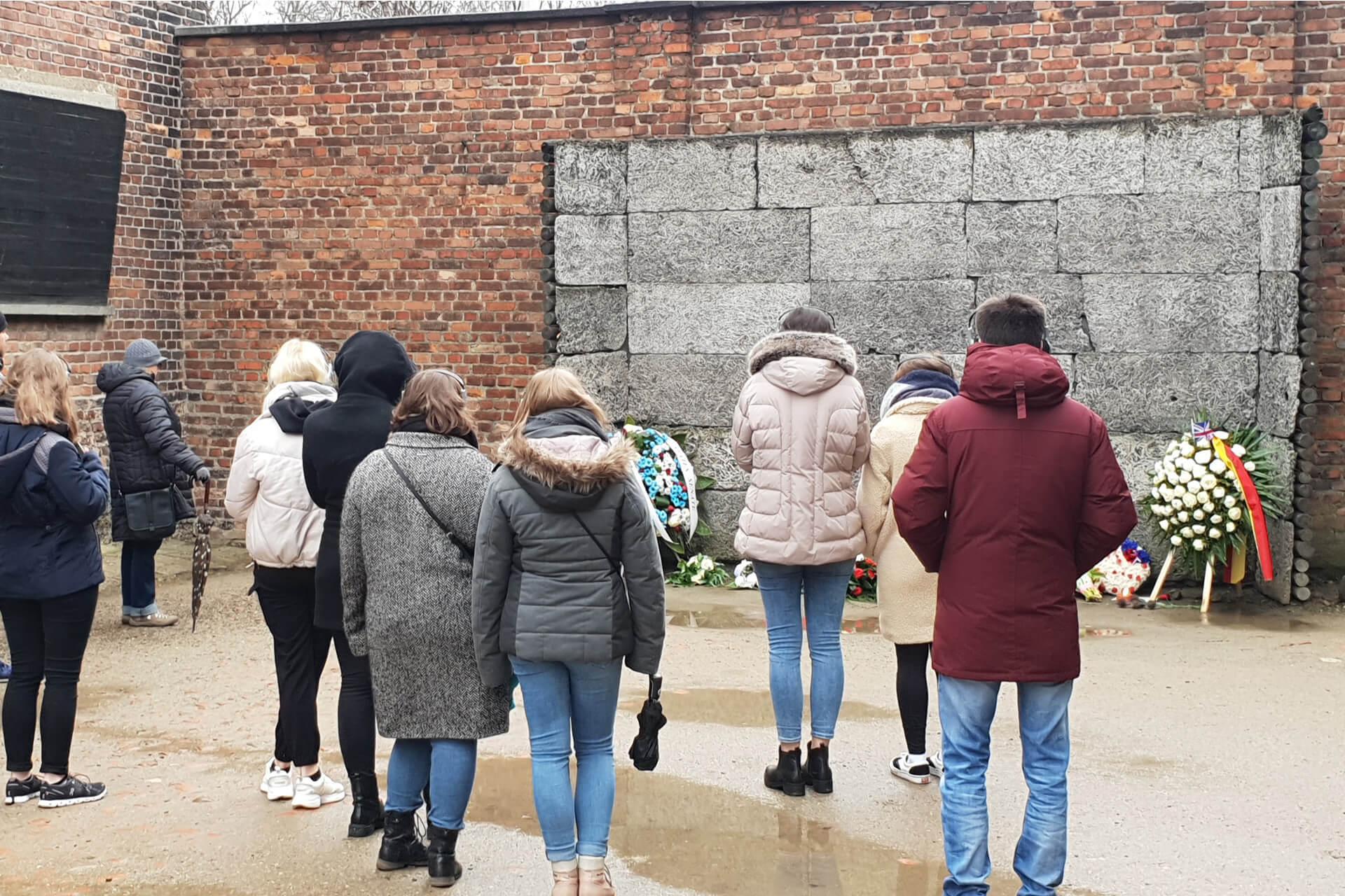 Studienfahrt In Die KZ-Gedenkstätte Auschwitz-Birkenau